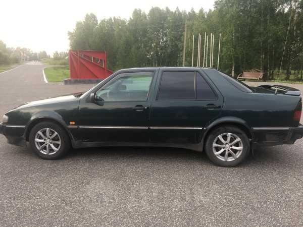 Saab 9000, 1995 год, 170 000 руб.