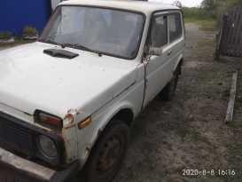 Курган 4x4 2121 Нива 1997
