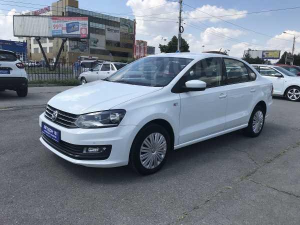 Volkswagen Polo, 2016 год, 640 000 руб.
