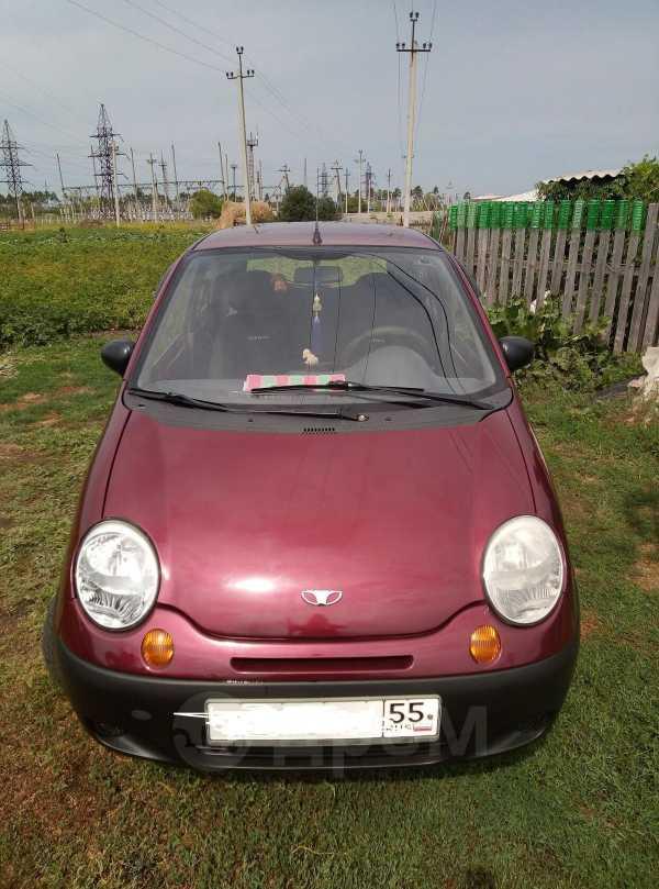 Daewoo Matiz, 2007 год, 113 000 руб.