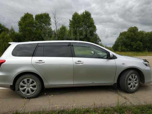 Toyota Corolla Fielder, 2012 год, 520 000 руб.