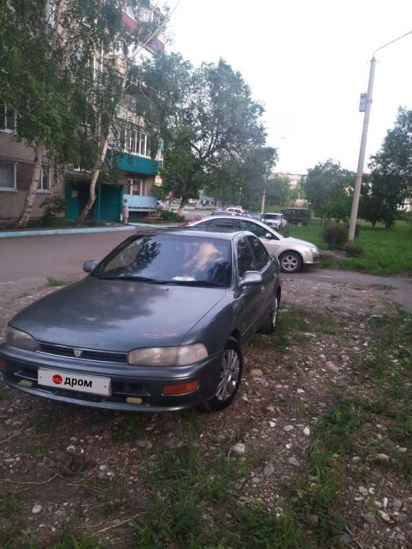 Toyota Sprinter, 1993 год, 135 000 руб.