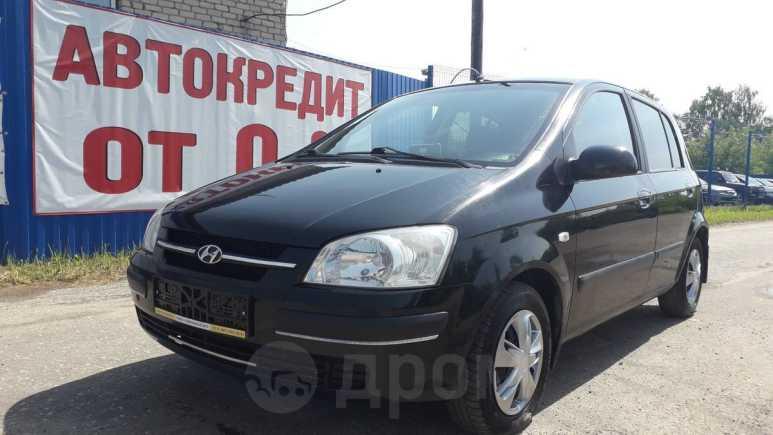 Hyundai Getz, 2003 год, 227 000 руб.