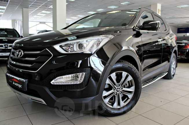 Hyundai Santa Fe, 2013 год, 1 150 000 руб.