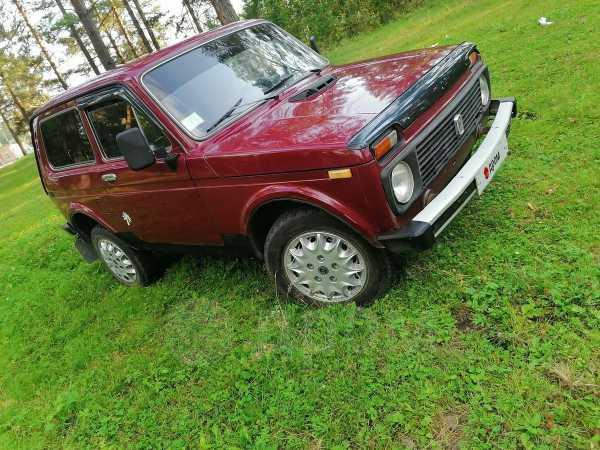 Лада 4x4 2121 Нива, 1996 год, 115 000 руб.