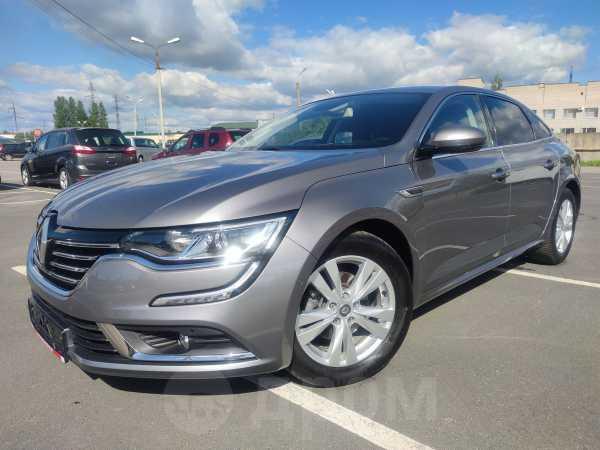 Renault Talisman, 2016 год, 1 092 000 руб.