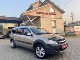 Красноярск Ларгус Кросс 2019