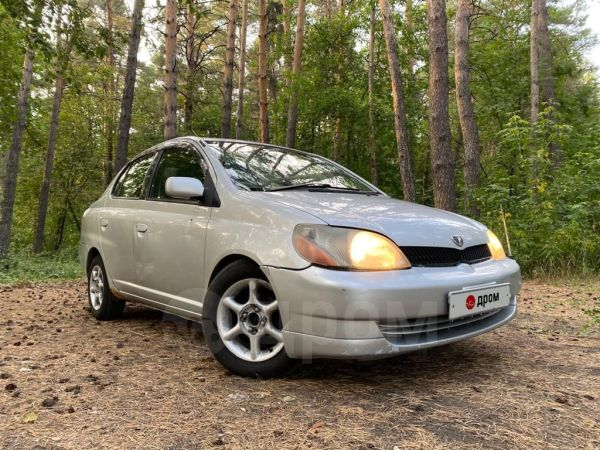Toyota Platz, 2002 год, 159 000 руб.