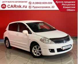 Новокузнецк Tiida 2012