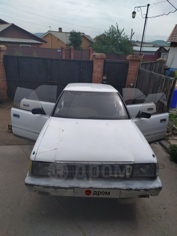 Toyota Crown, 1988 год, 80 000 руб.