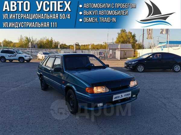 Лада 2115 Самара, 2004 год, 64 000 руб.