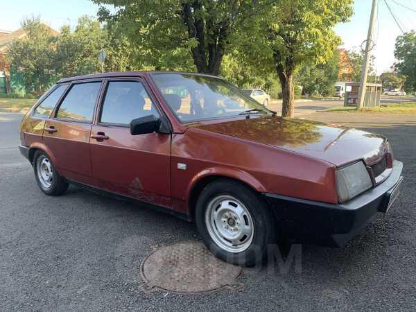 Лада 2109, 1997 год, 39 900 руб.