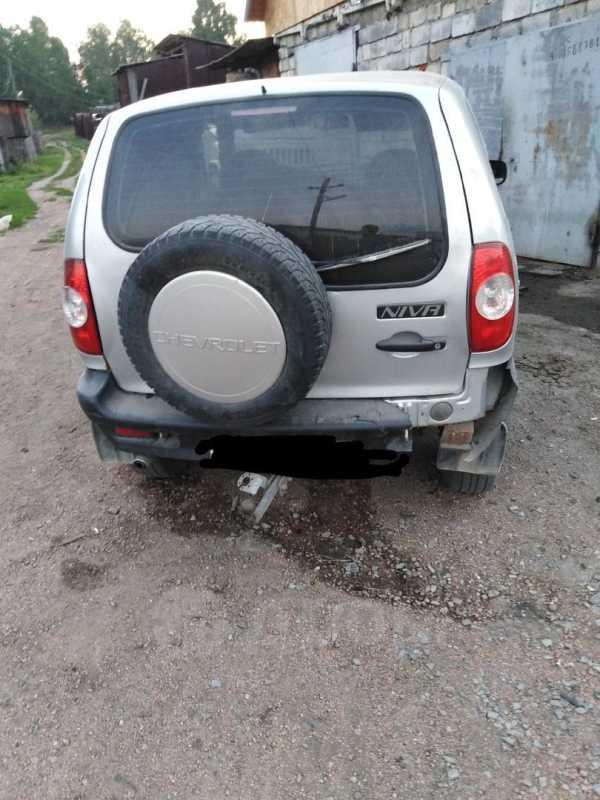Chevrolet Niva, 2004 год, 120 000 руб.