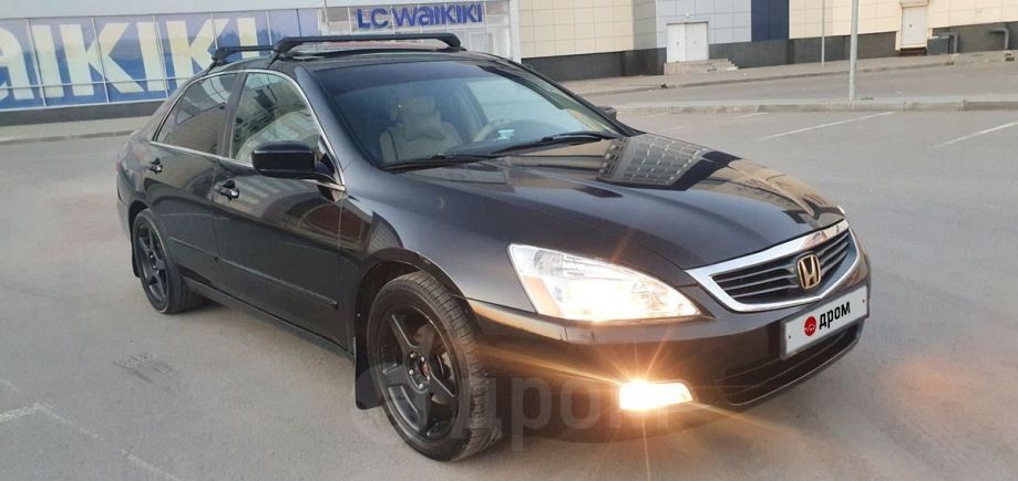 Honda Accord, 2002 год, 345 000 руб.