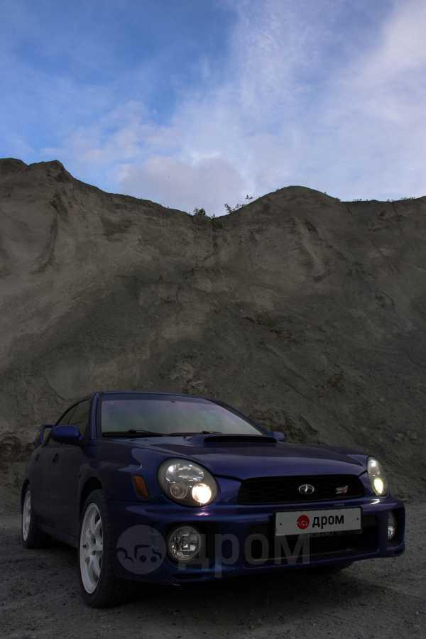 Subaru Impreza WRX, 2000 год, 400 000 руб.
