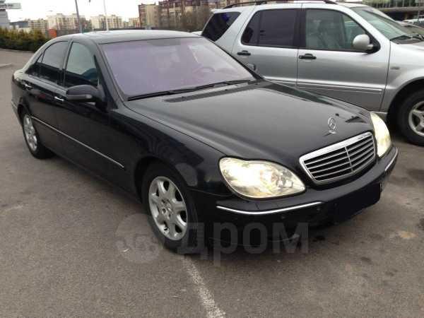 Mercedes-Benz S-Class, 2003 год, 548 000 руб.