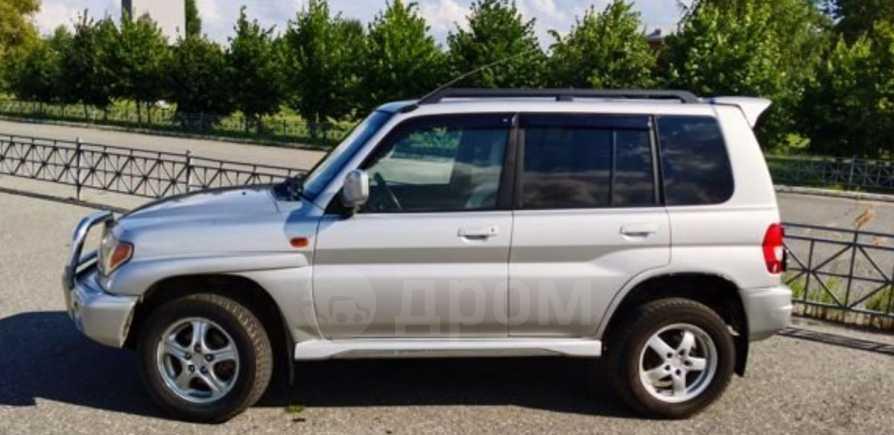 Mitsubishi Pajero Pinin, 2001 год, 277 000 руб.