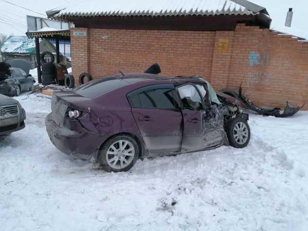 Mazda Mazda3, 2007 год, 110 000 руб.