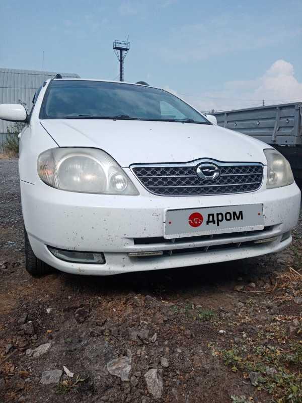 Toyota Corolla Fielder, 2000 год, 284 000 руб.