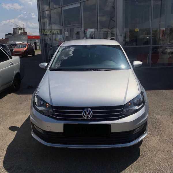 Volkswagen Polo, 2017 год, 825 000 руб.