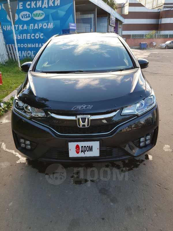 Honda Fit, 2017 год, 930 000 руб.