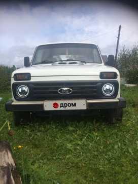 Качканар 4x4 2121 Нива 1998