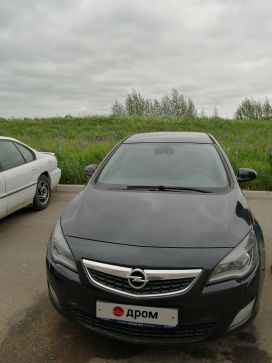Смоленск Opel Astra 2011