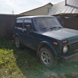 Чернушка 4x4 2121 Нива 2005