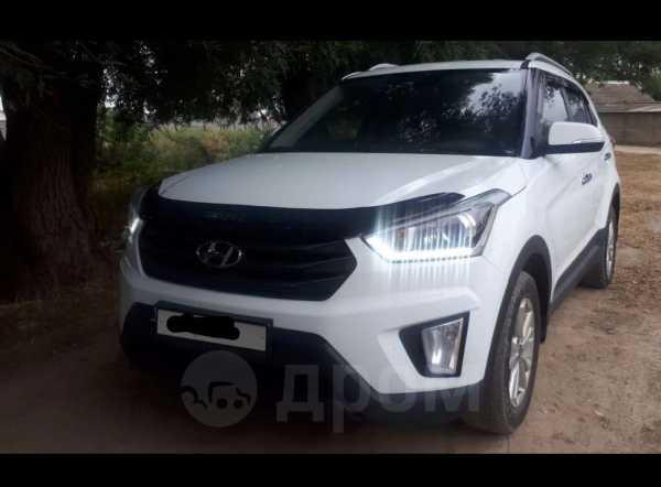 Hyundai Creta, 2018 год, 999 999 руб.