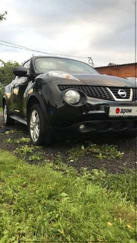 Владимир Nissan Juke 2012