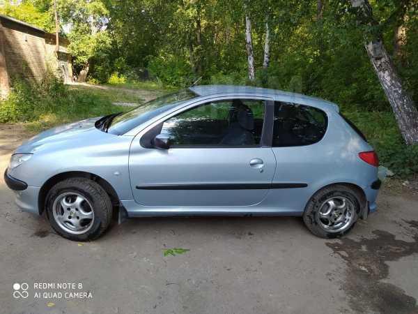 Peugeot 206, 2003 год, 169 000 руб.