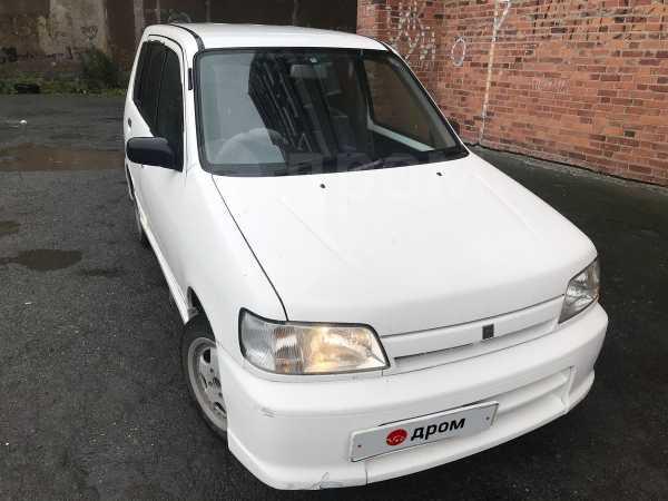 Nissan Cube, 2000 год, 125 000 руб.