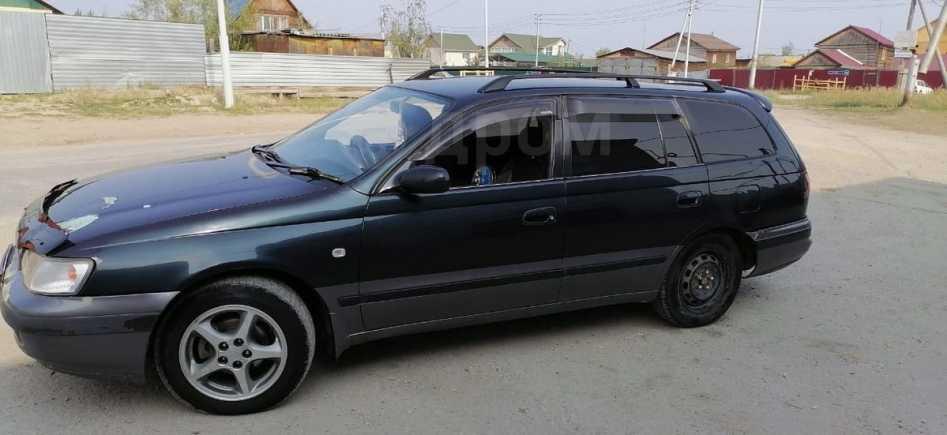 Toyota Caldina, 1992 год, 150 000 руб.