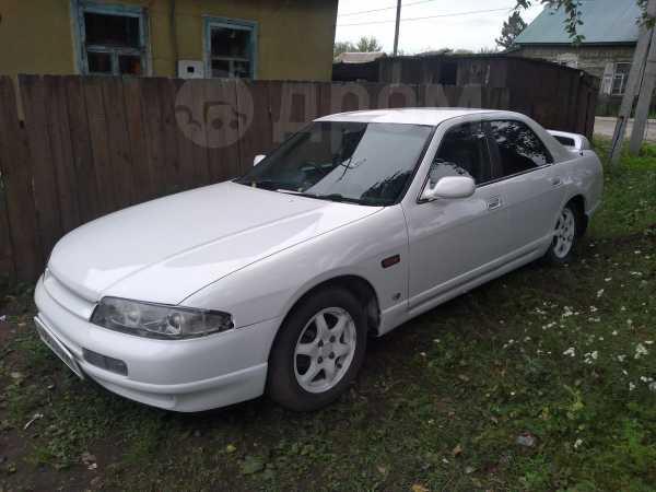 Nissan Skyline, 1995 год, 160 000 руб.