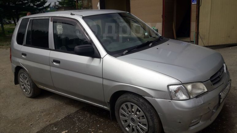 Mazda Demio, 2001 год, 110 000 руб.