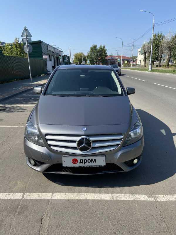 Mercedes-Benz B-Class, 2014 год, 750 000 руб.