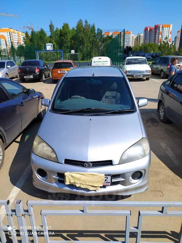 Daihatsu YRV, 2001 год, 140 000 руб.