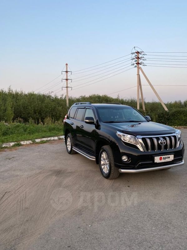 Toyota Land Cruiser Prado, 2015 год, 2 600 000 руб.