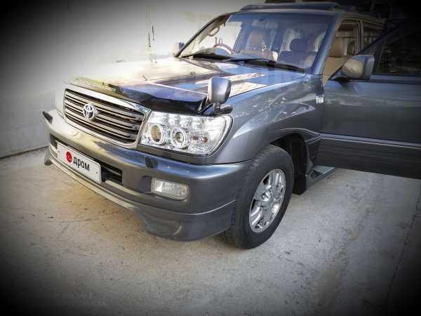 Toyota Land Cruiser, 2004 год, 1 480 000 руб.