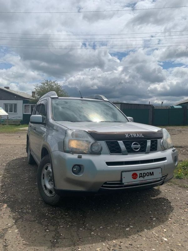 Nissan X-Trail, 2007 год, 730 000 руб.