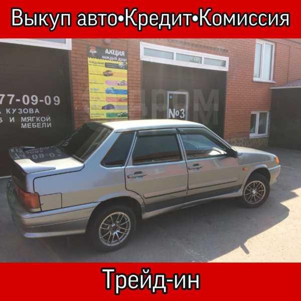 Лада 2115 Самара, 2008 год, 120 000 руб.