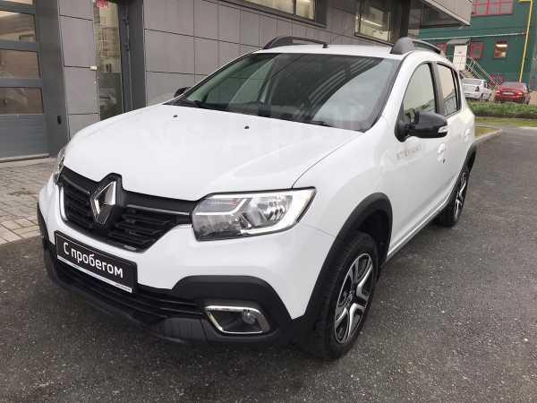 Renault Sandero Stepway, 2018 год, 815 000 руб.