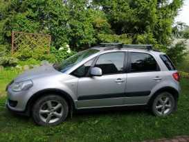 Псков Suzuki SX4 2009