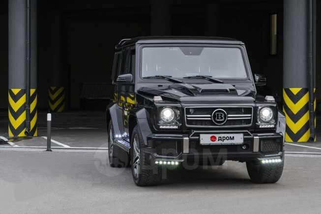 Mercedes-Benz G-Class, 2016 год, 6 550 000 руб.