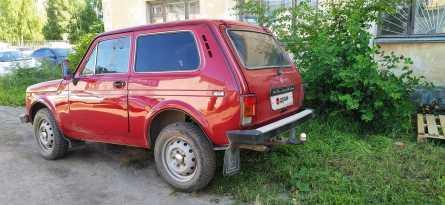 Вологда 4x4 2121 Нива 1997