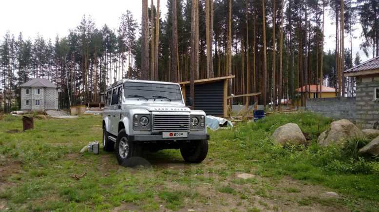Land Rover Defender, 2007 год, 780 000 руб.