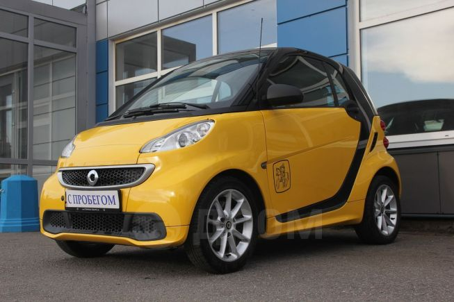 Smart Fortwo, 2013 год, 430 000 руб.