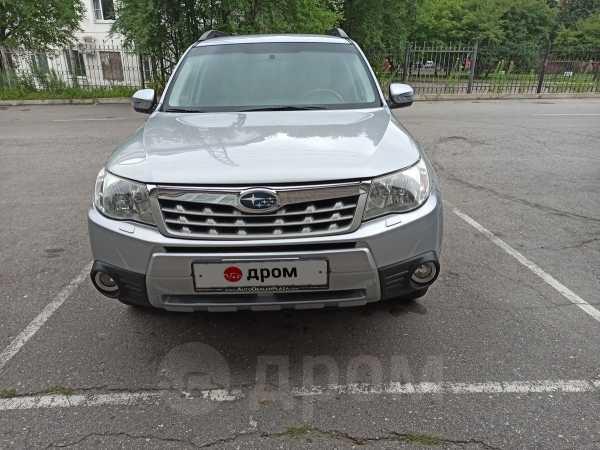 Subaru Forester, 2012 год, 820 000 руб.
