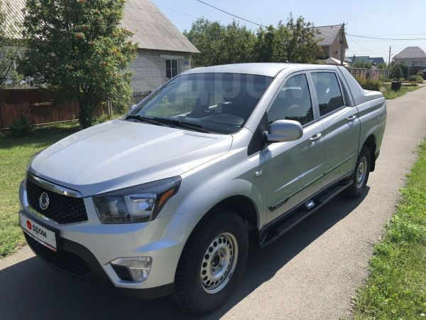 SsangYong Actyon Sports, 2012 год, 555 000 руб.