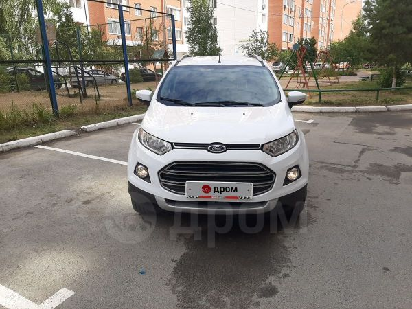 Ford EcoSport, 2015 год, 810 000 руб.